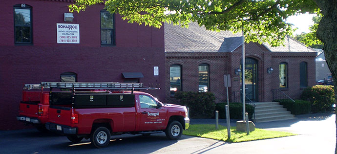 The Bonazzoli Corp. HVAC Framingham, MA